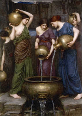 Danaides, John William Waterhouse