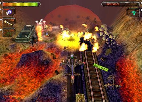 تحميل لعبة الاكشن الهجوم الجوى 2 Air Assault للكمبيوتر واللاب توب