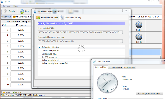 Firmware Dan Cara Flash ADVAN S4Z By Jogja Cell (Premium
