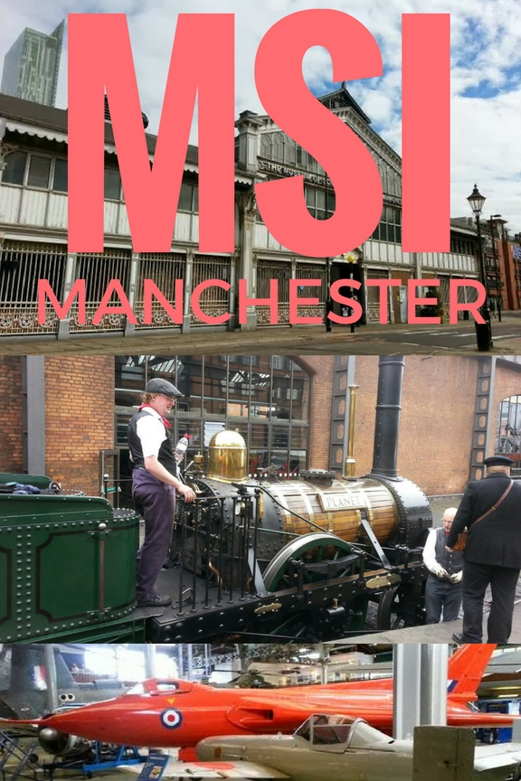 The MSI, Manchester