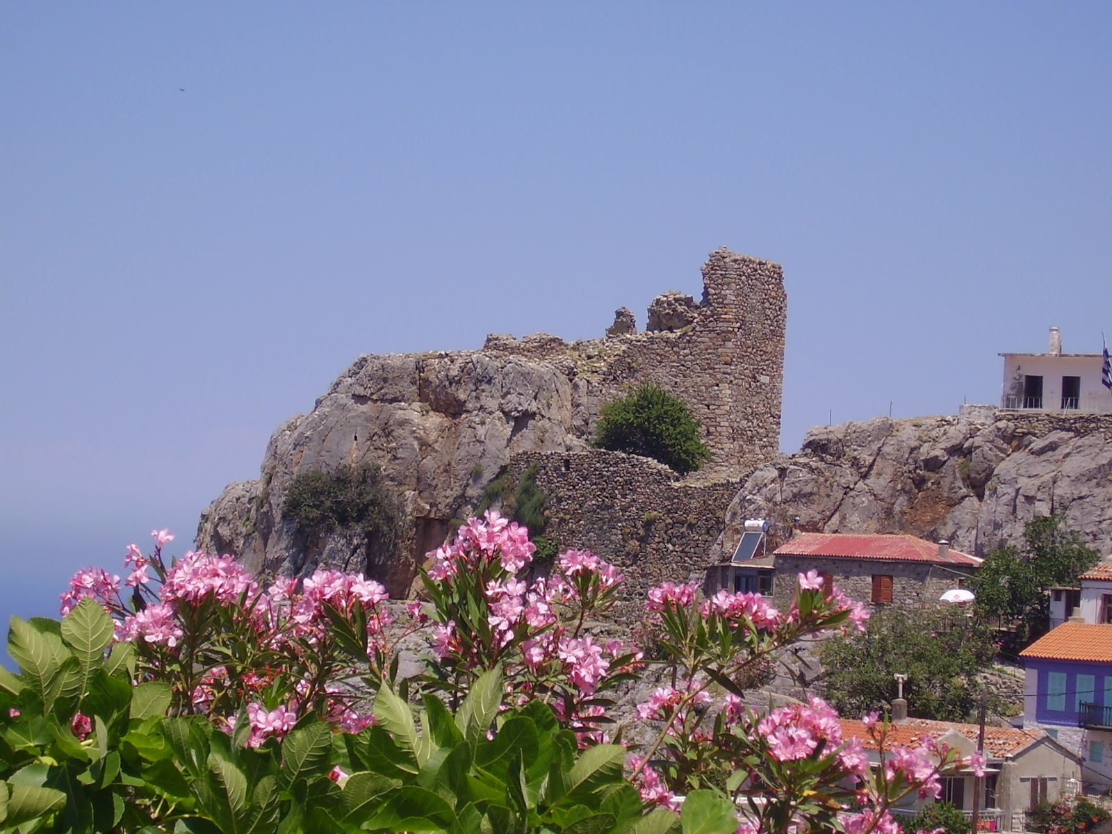 Κάστρο Χώρας Σαμοθράκης