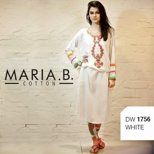 Mgirl By Maria B KurtiKurtas And Tunics Collection 2017