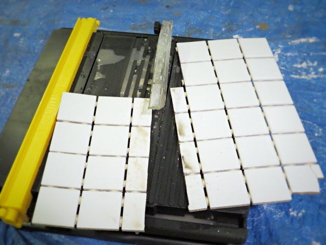 tile saw test