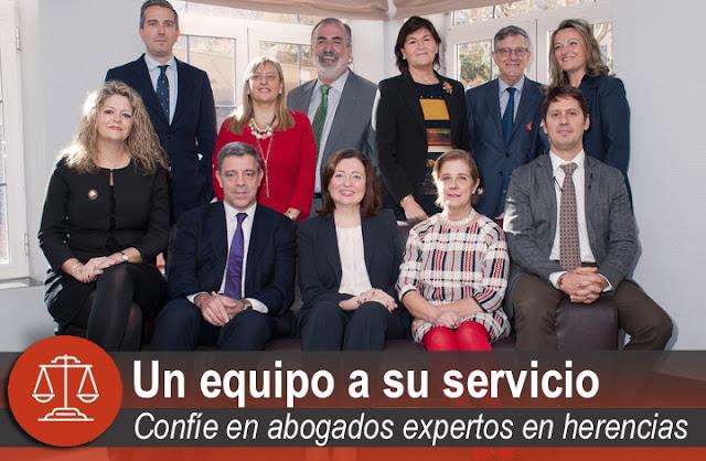 Abogados de herencias en Santander
