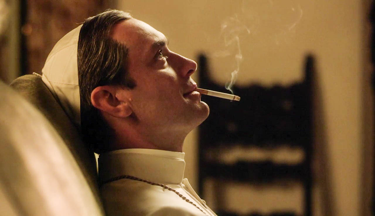 Mejores series europeas 2016 The Young Pope