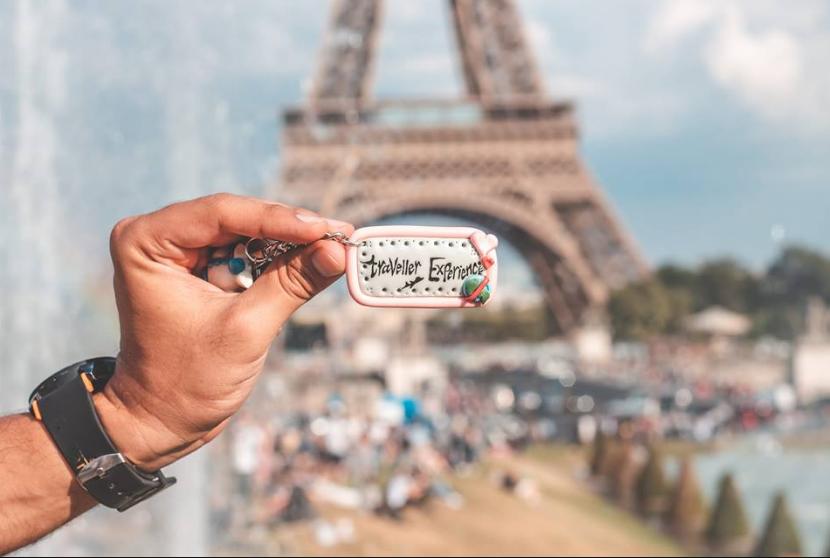 رحلة فرنسا نوفمبر 2018