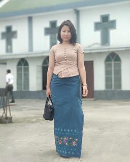 Mizo Sunday Dress