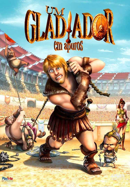 Um Gladiador em Apuros Torrent - Blu-ray Rip 1080p Dublado (2015)