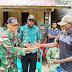 Petani Kampung Tomer Merauke, Serahkan Pistol Rakitan ke Satgas Yonmek 521/DY