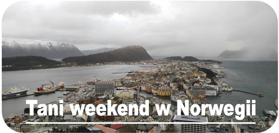 Tani weekend w Norwegii