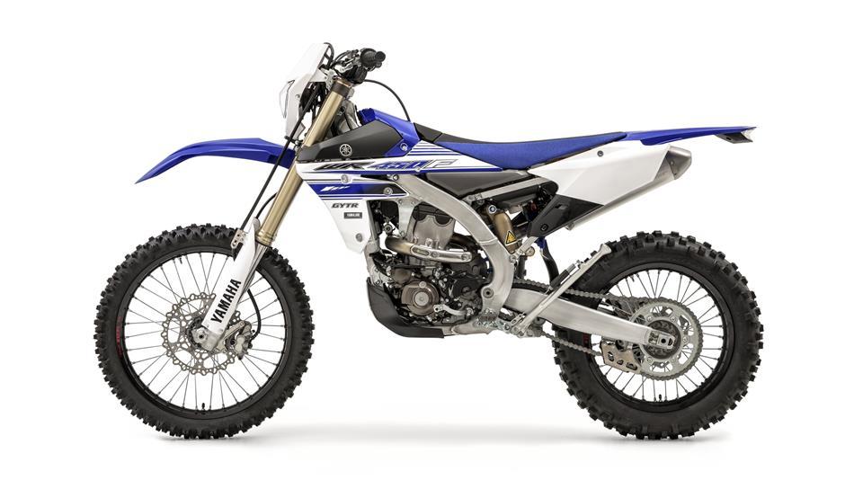 Otolights Yamaha Wr 450 F 2016 Ready To Cross