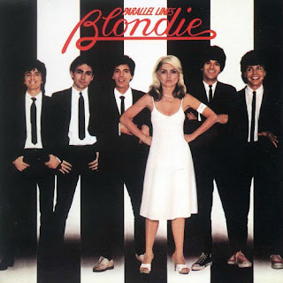 Blondie Parallel Lines album sleeve