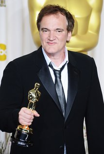 Quentin Tarantino. Director of Kill Bill Vol 1