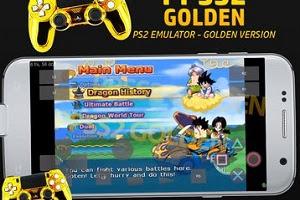 PPSS2 Golden (Golden PS2 Emulator) for Android