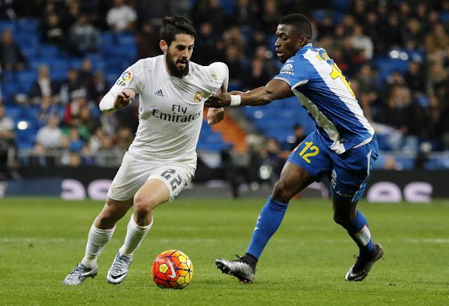 تأجيل محتمل لمباراة ريال مدريد و إسبانيول غدًا