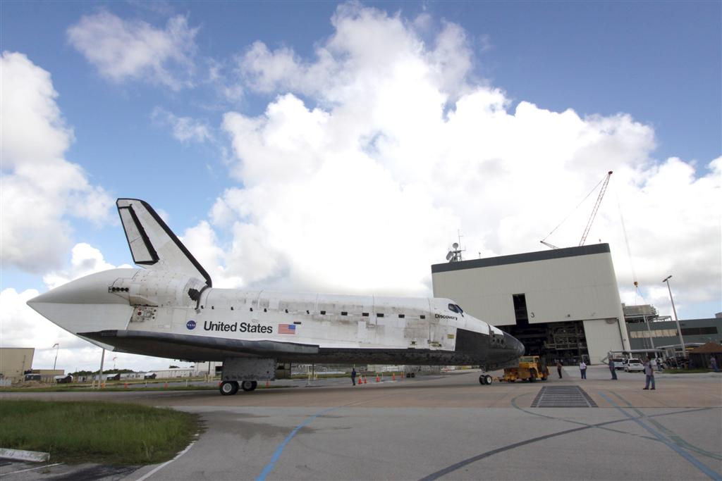 space shuttle discovery - photo #32