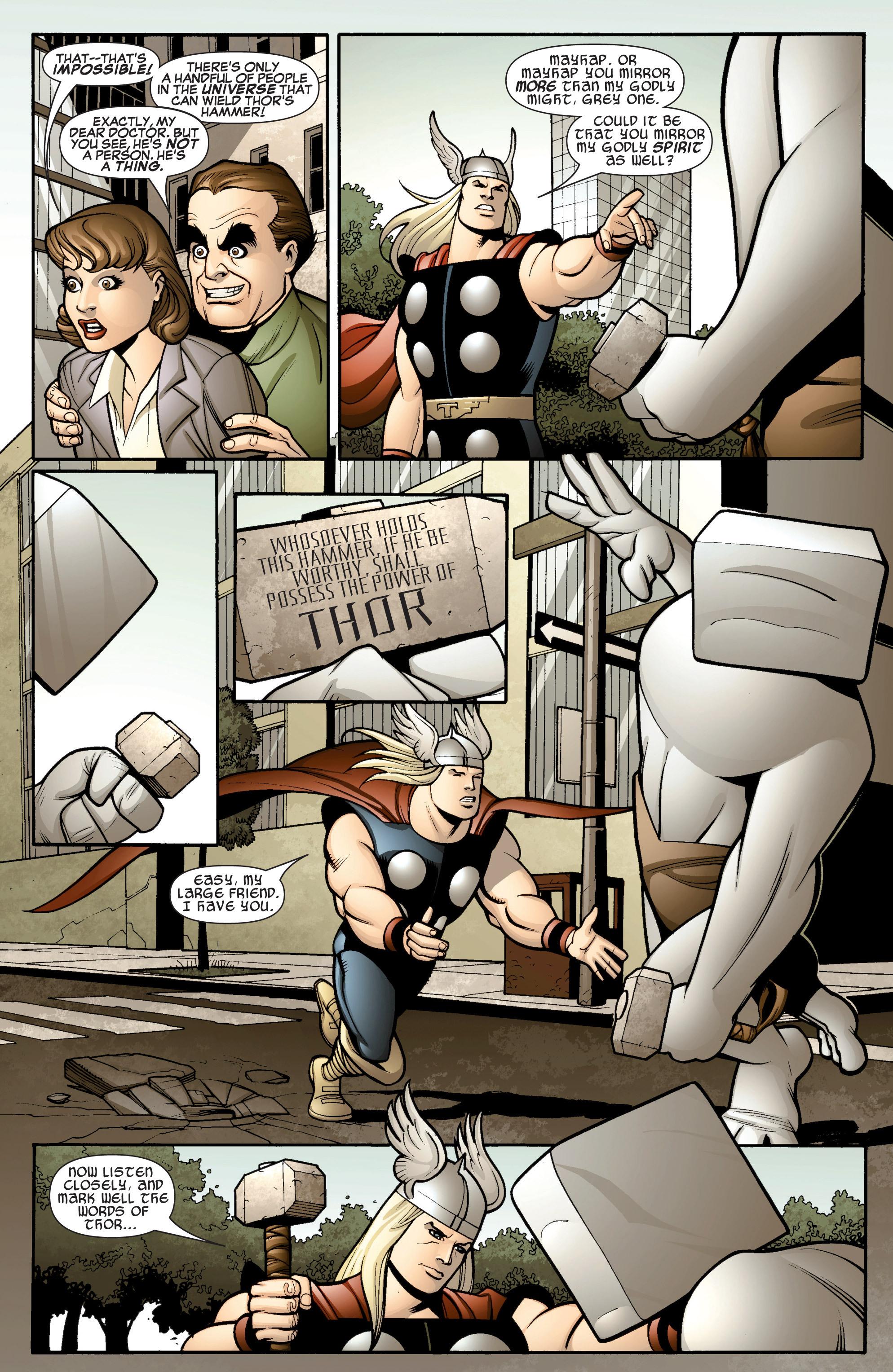 Read online She-Hulk (2005) comic -  Issue #14 - 11
