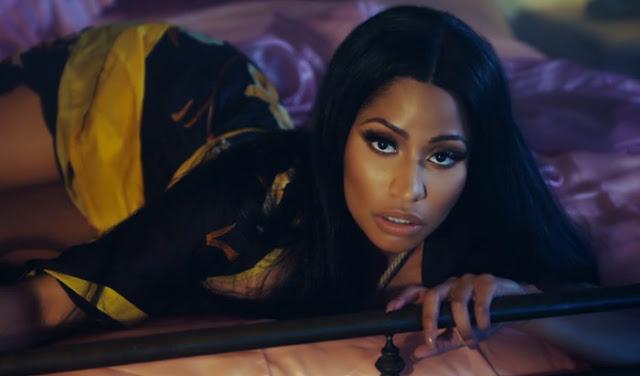 "Nicki Minaj Premieres ""Regret In Your Tears"" Video"