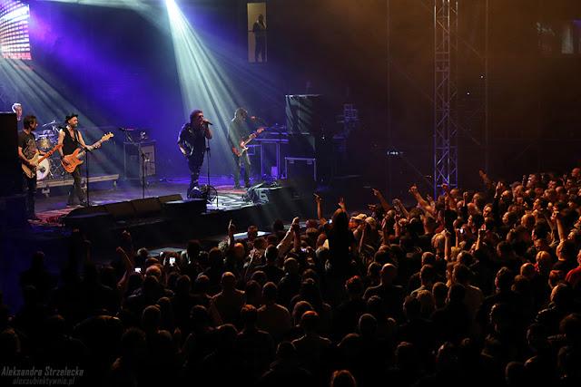 Lady Pank - relacja z koncertu, zdjęcia