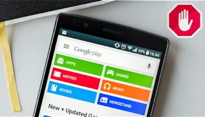 Aplikasi Android Terlarang Tidak Ada Di Google Playstore