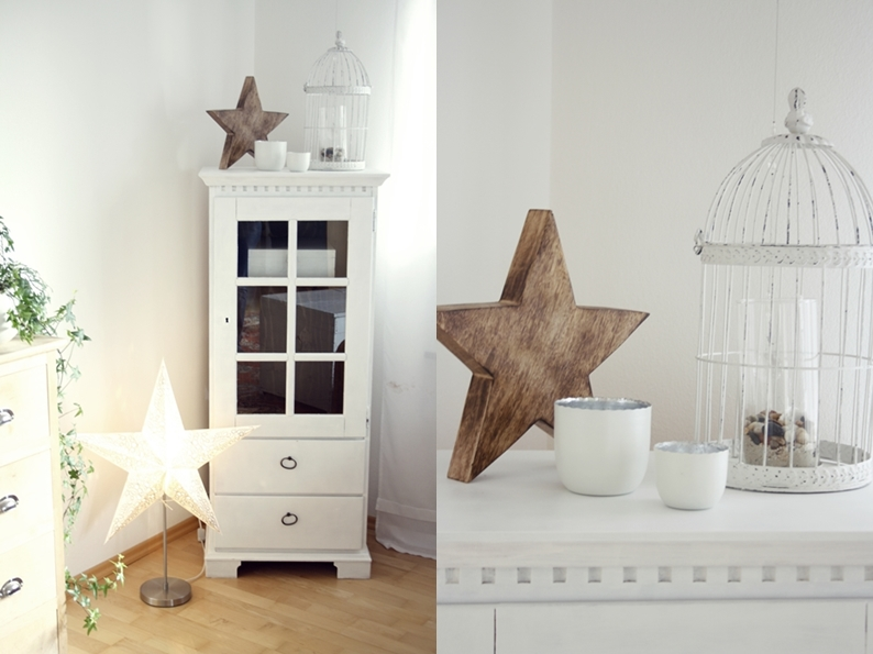 schrank dekorieren. Black Bedroom Furniture Sets. Home Design Ideas