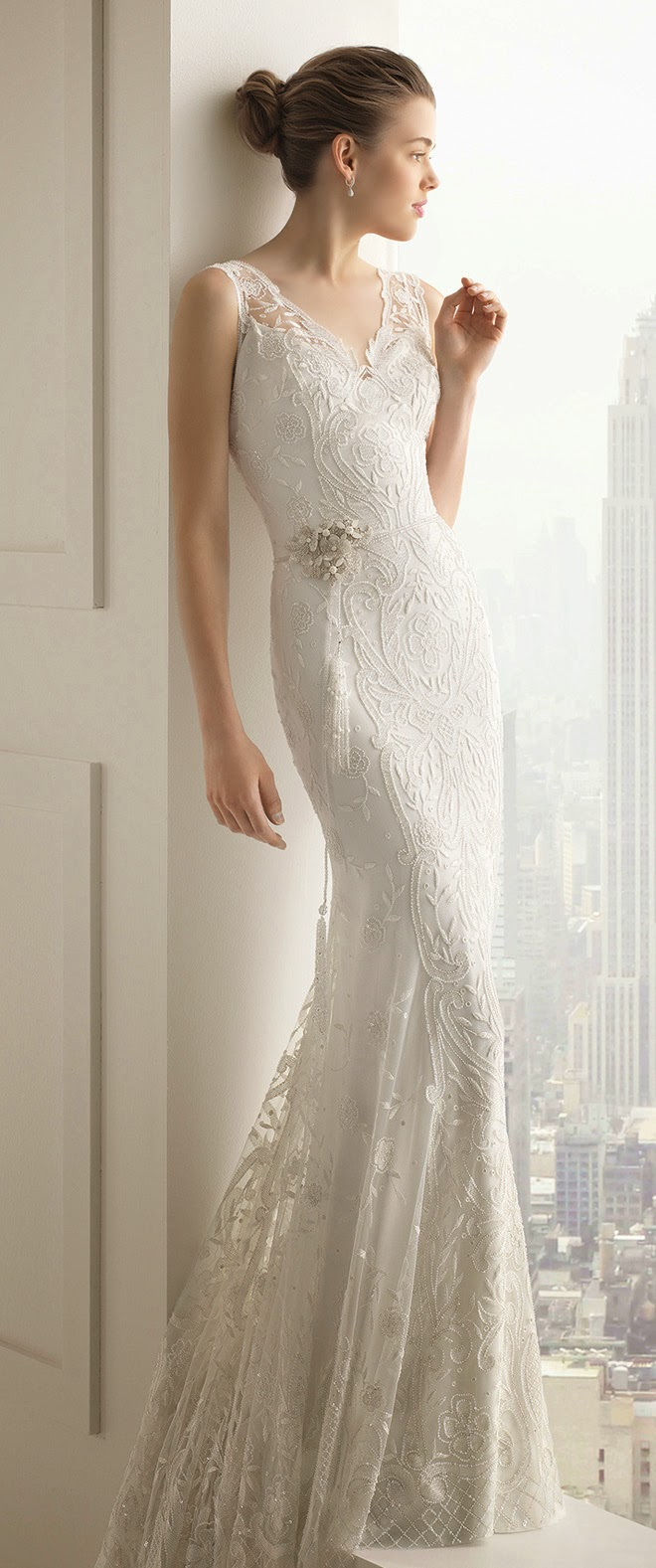 7ad26123 Please contact Rosa Clara for authorize retailers and pricing information.  For every bride there is a perfect dress .