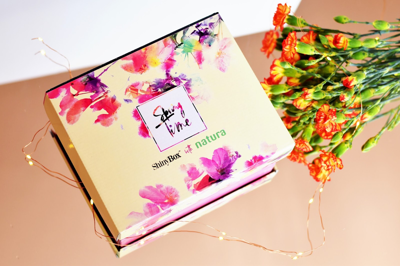 Shinybox SPRING TIME & Drogeria Natura