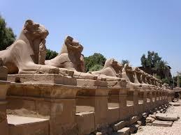 معبد الكرنك وجهة السياحة