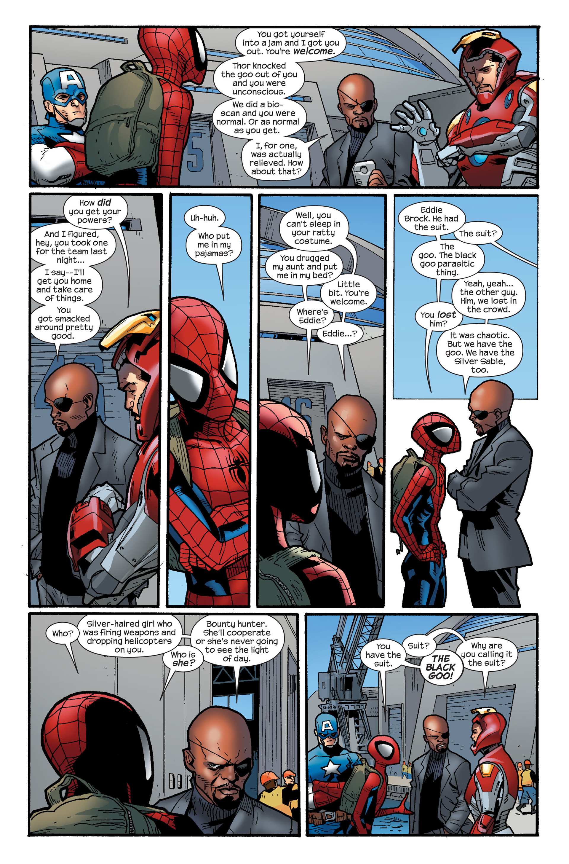 Read online Ultimate Spider-Man (2000) comic -  Issue #126 - 19