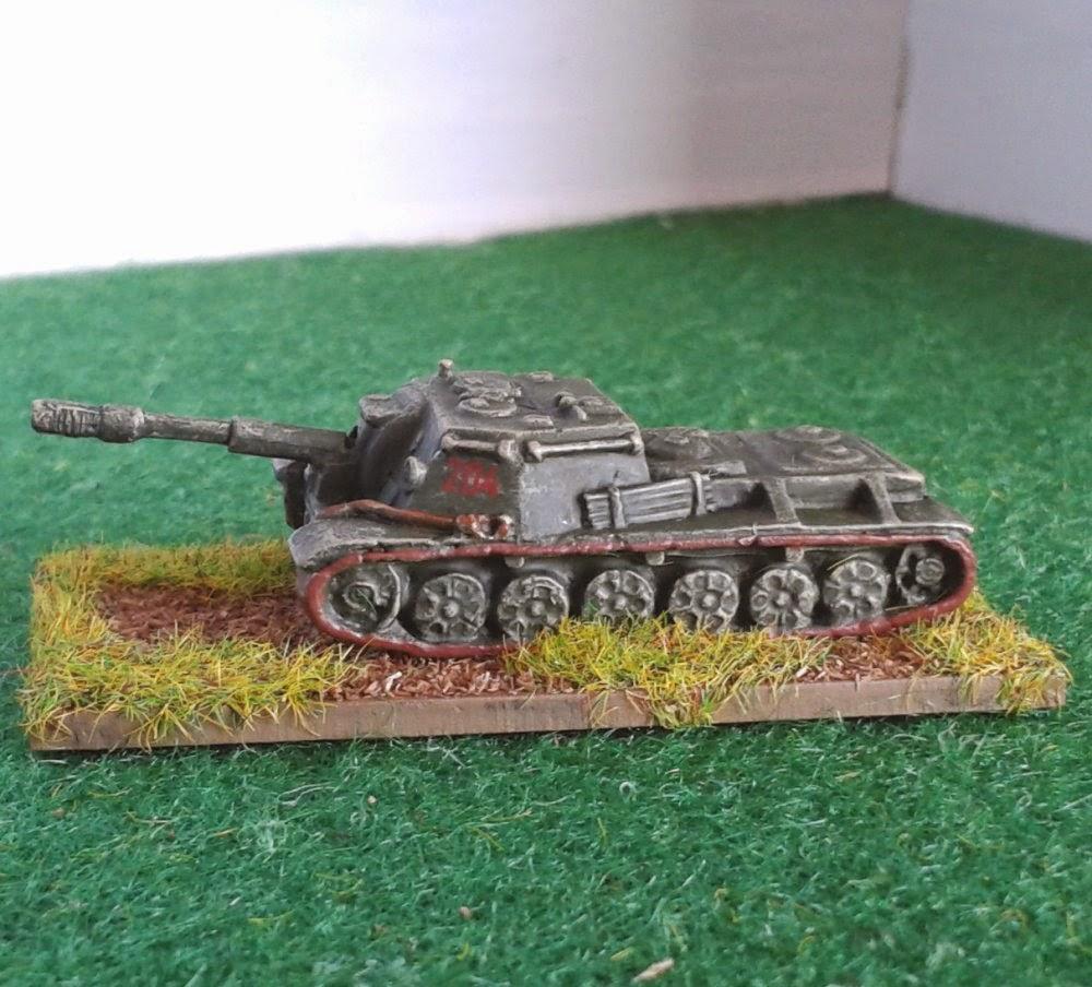 Russian SU 152 picture 2