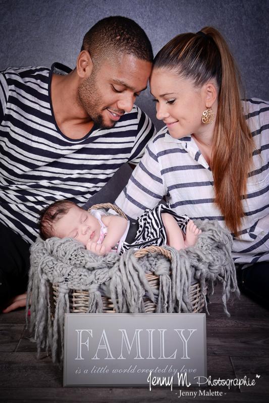 baby photo in studio, family photoshoot