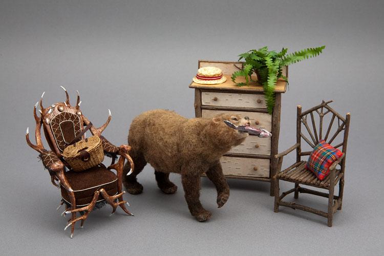 Good Sam Showcase of Miniatures: At the Show - Miniature Shops