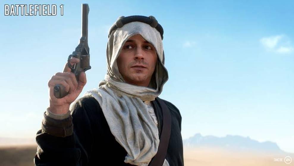Battlefield 1 presenta su narrativa a través de un nuevo tráiler