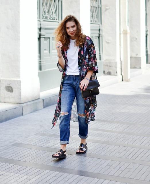 Saya Syiera: Tips Menggayakan Kimono Cardigans