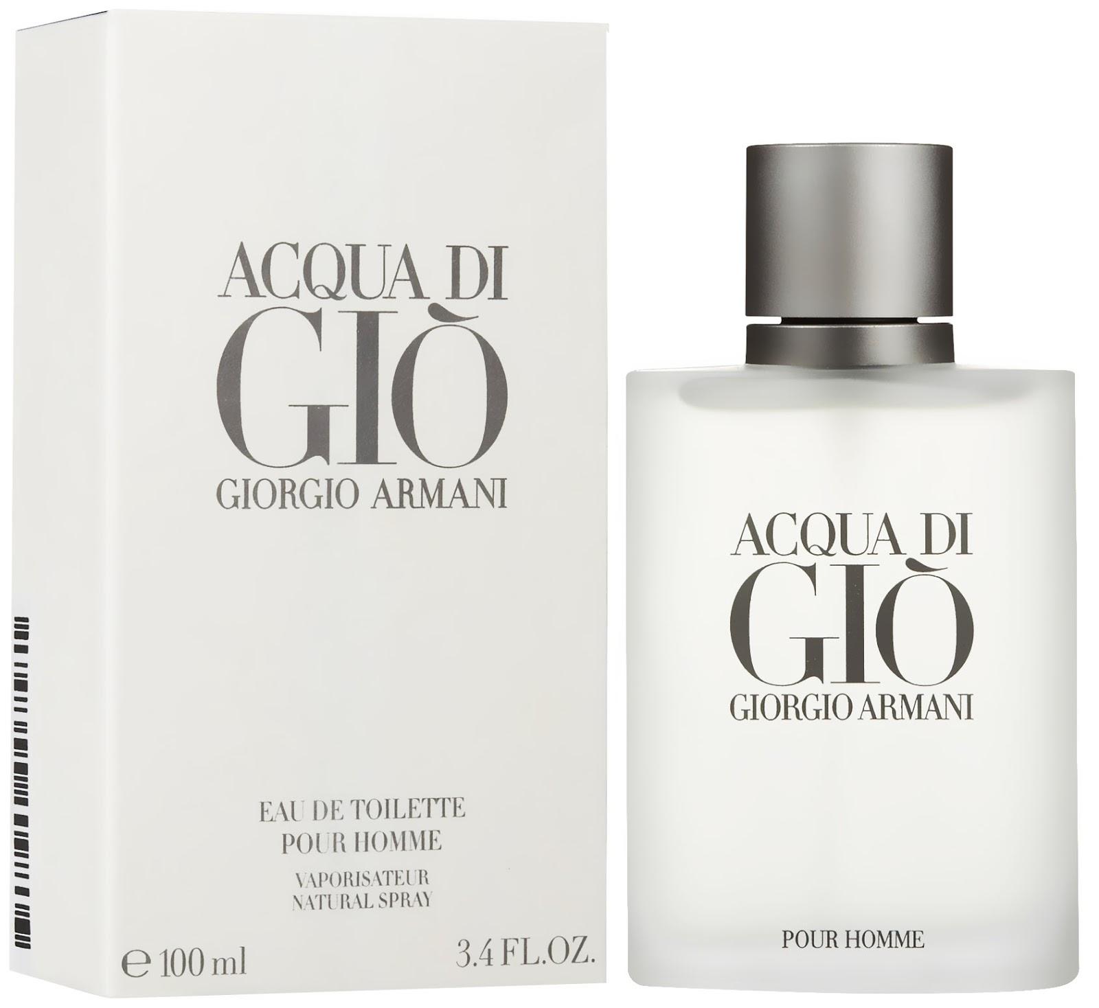 Giorgio Armani Acqua Di Gio For Men 1 Indonesia Perfume Online