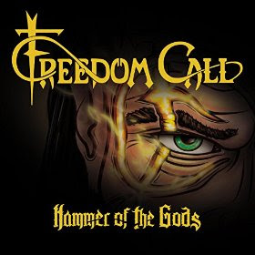 Freedom Call - Hammer of the Gods (lyric video)