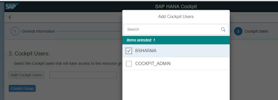 SAP HANA Cockpit 2.0, SAP BW/4HANA, SAP HANA Database Monitoring
