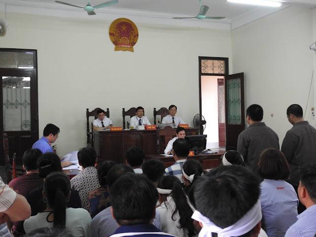 Thẩm phán 2 cấp tòa án Thái Nguyên học kém toán chuyển động?