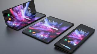 Foldable SmartPhone এর পর এবার সামনে এল samsung এর Foldable Tablet