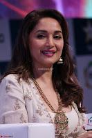 Madhuri Dixit Nene in designer Anarkali Dress at FICCI Awards 2017 040.JPG