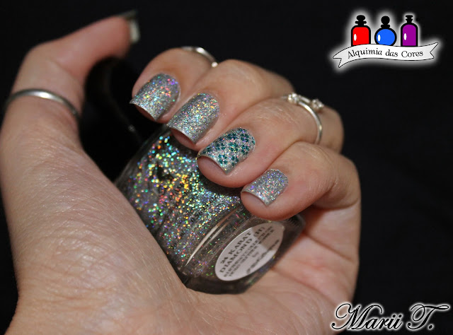 Nailz Craze, FUN Lacquer, Color Club, Indie Polish, Marii T., 24 Karat Diamond, A England, Saint George,