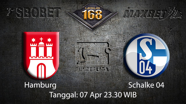 BOLA88 - PREDIKSI TARUHAN BOLA HAMBURG VS SCHALKE 04 7 APRIL 2018 ( GERMAN BUNDESLIGA )