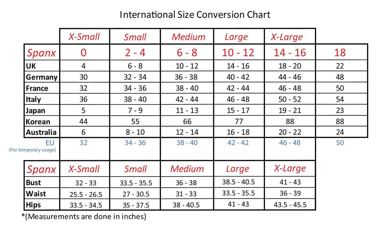 bra calculator Girls size