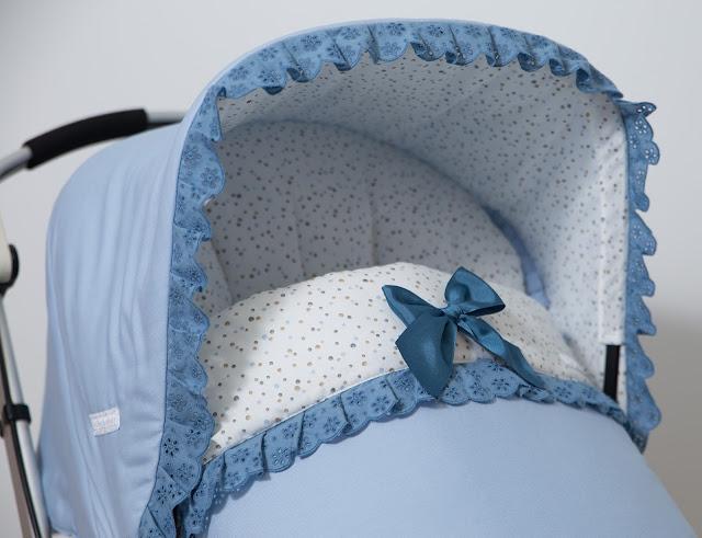 capota bugaboo personalizada azul