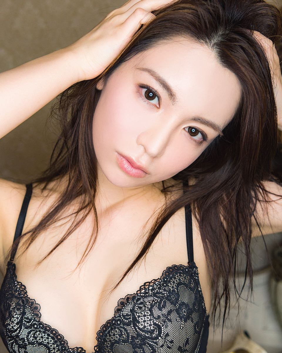 Miu Nakamura – Hottest Japanese Idol in Sexy Lingerie Set - Exotic Asian