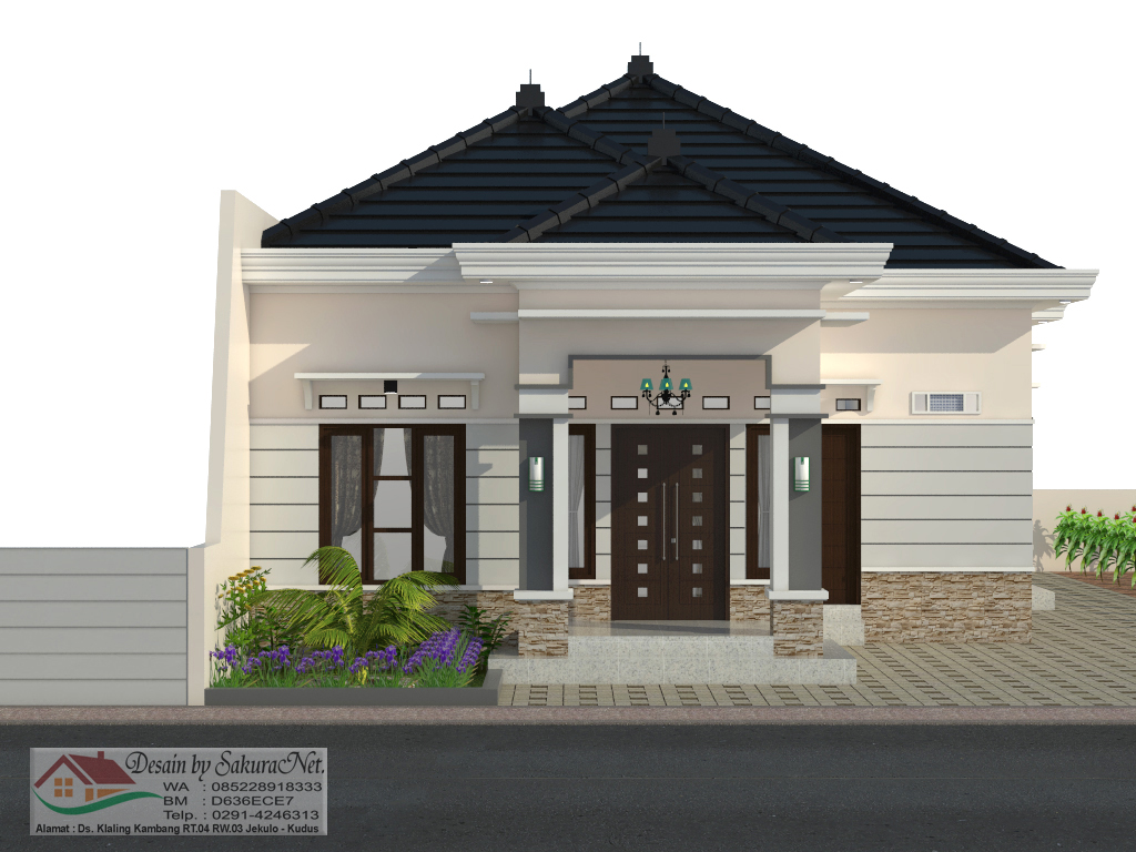 Rumah minimalis lantai 1 modern house desain 3d rumah by sakuranet desain rumah minimalis l1 9x17
