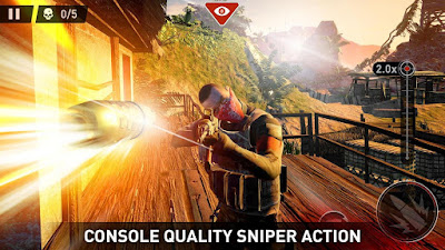 Sniper Ghost Warrior (Unlimited Ammo) Apk + OBB Free Download