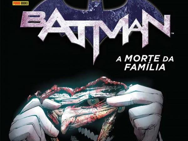 Lançamentos de maio: Panini Comics - DC Comics