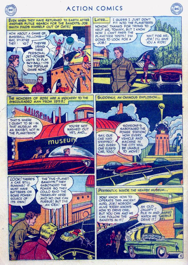 Read online Action Comics (1938) comic -  Issue #159 - 30
