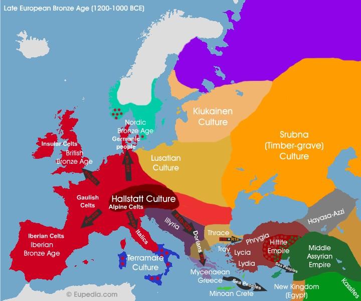 ¿Cómo es el mapa genético de Europa y de España? | Sólo sé ...